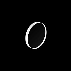 氟化钡圆形窗口片